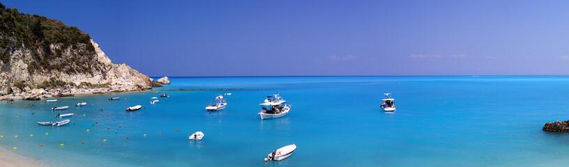 Playa en Grecia
