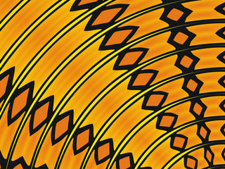 kreisförmige Linien, Hintergrundbild