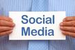 Social Media - Business Concept