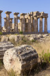 Sito archeologico di Selinunte - Rovine e tempio di Era