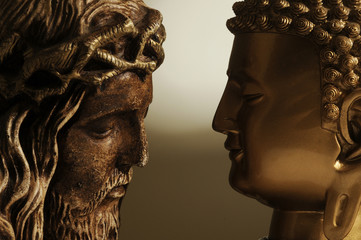 Jesús Cristo y Buda - 3