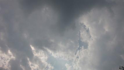 Sky timelapse