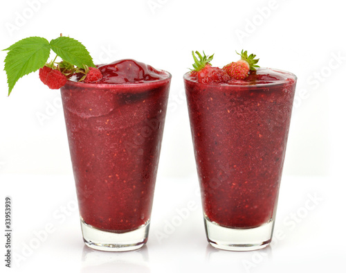 cold fruit drinks