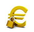 Konzept Währungssicherheit