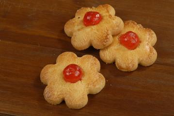 biscotti ciliegina