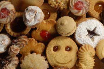biscotti sfondo