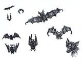 sketchy  bats poster
