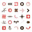 25 icon vectors