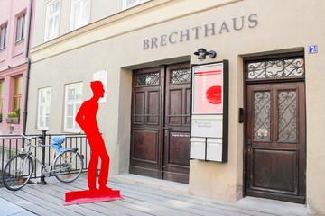 Augsburg Brechthaus