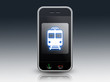 "Smartphone ""Train / Mass Transit"""