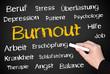Burnout - Concept for Business