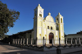 Parochial church of the city of Gracias