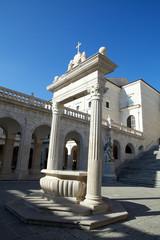 Pozzo interno abbazia di Montecassino