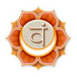 Mandala Chakra Swadhisthana poster