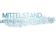 canvas print picture - Mittelstand