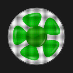 fan Green