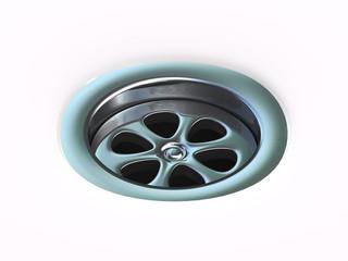 3d Plug hole