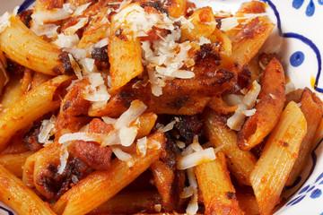 fried pasta-pasta fritta