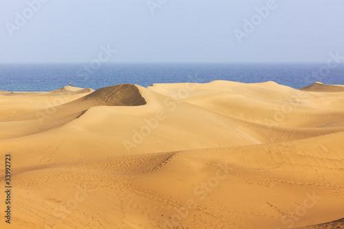 Fototapeten,sanddünen,gran canaria,wildnis,strand