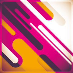 Designed stylized abstraction in color.
