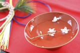 初春の早咲き桜