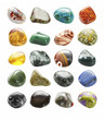 Tumbled stones small size