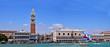 Panorama Dogenpalast Venedig