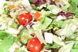 Salat - Makroaufnahme