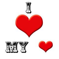 love my heart