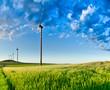 Windräder zur Erzeugung von Energie