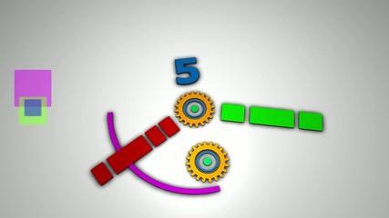 Countdown 3D
