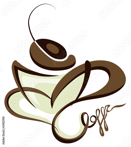 coffee icon © illustrart