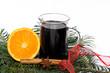 Punsch mit Orange