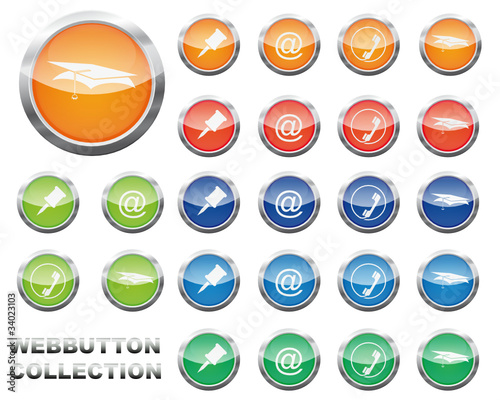 Button Set e learning