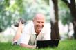 online in der Natur