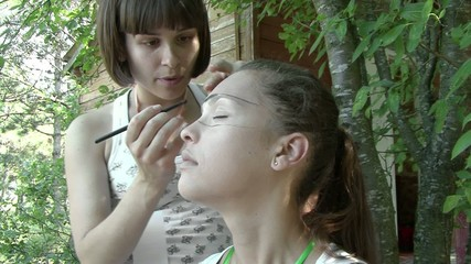 Beauty Make-up