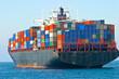Cargo Container Ship - 34035319