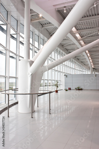 New Bucharest Airport - 2011