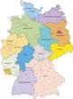 Deutschland, KFZ-Kennzeichen