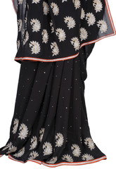 paisley pattern saree,traditional dress,India