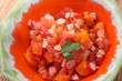 Salade de légumes - Carottes cuites - Tomates ....