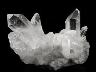 Rock crystal, Brazil