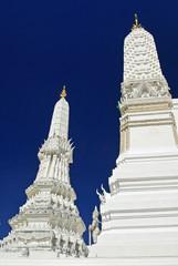 The White pagoda