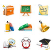 School icons | Bella series