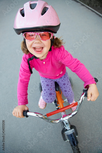 little cyclist