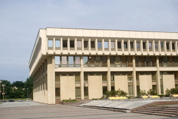 The Parliament, Vilnius, Lithuania