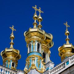 cupole dorate sul palazzo di caterina