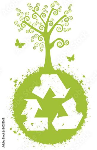 Recicle para uma natureza melhor