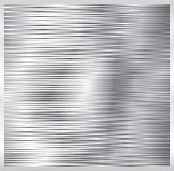 metal shiny layout