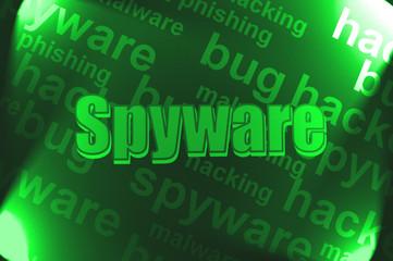 Spyware...